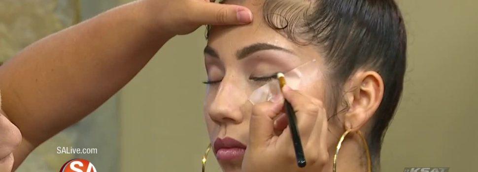School appropriate makeup tips for teenagers