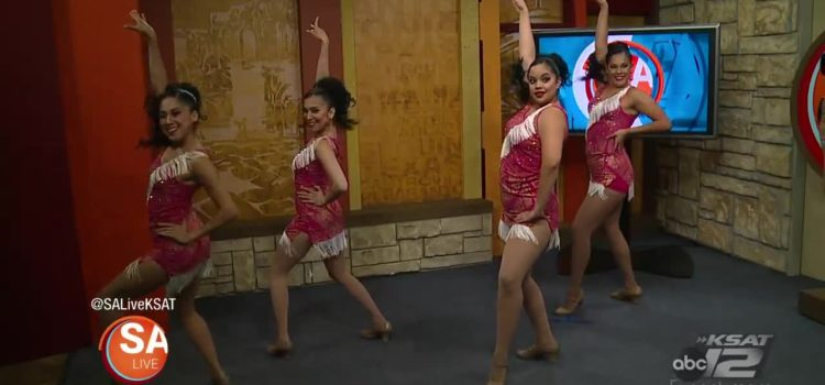 Local performers compete in national dance off