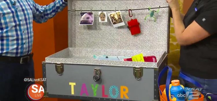 Get ready for summer camp with this DIY trunk